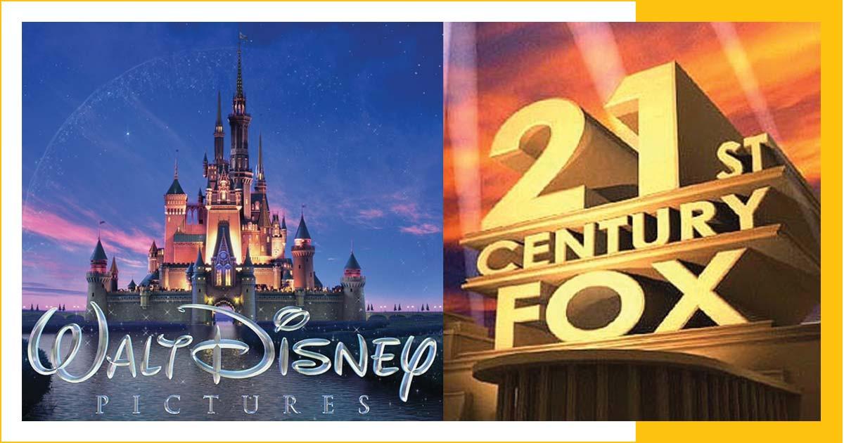 Walt Disney ซื้อกิจการ